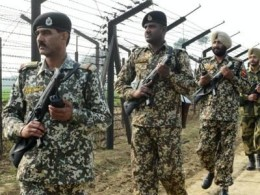 firing at line of control-terrorists killed